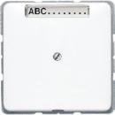 590NAA CD 500/CD plusБеж Вывод кабеля с полем для надписи