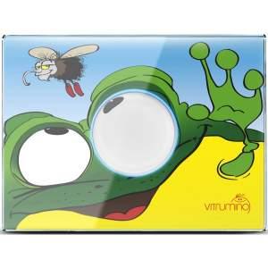 Декоративная панель Vitrumino I EU лягушка, пластик