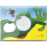 Декоративная панель Vitrumino I EU лягушка, стекло