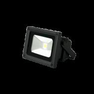 Прожектор светодиодный Gauss LED 10W COB 115*85*75mm IP65 6500К черный 1/20