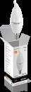 Свеча на ветру 6Вт 2700K Е14, LED