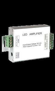 Усилитель сигнала 144Вт 12A для ленты RGB