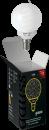 Шар 220-240В 13Вт 2700K E14