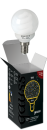 Шар 220-240В 9Вт 2700K E14