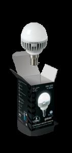 Шар 6Вт 4100K Е14, LED