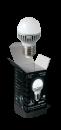 Шар 6Вт 4100K Е27, LED