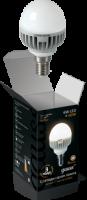 Шар 6Вт E14 2700K, LED