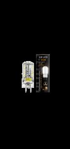 Лампа Gauss LED GY6.35 AC85-265V 2700K 1/20/200