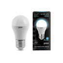 Лампа Gauss LED Globe E27 6.5W 100-240V 4100K 1/10/50