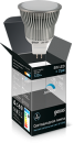 Лампа MR16 8W GU5.3 AC220-240V 4100K диммируемая