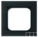 Рамка - 2 поста - черный арт.002-03