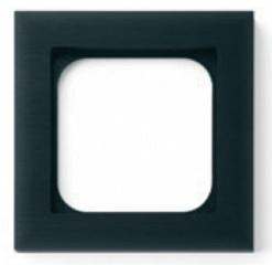 Рамка - 1 пост - черный арт.001-03