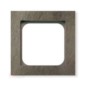 Рамка - 1 пост - бронза арт.001-05