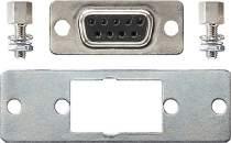 002100 Штепсельный разъем D-Subminiature 9-контактный