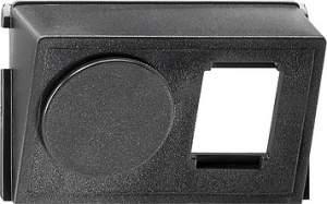 005300 Вставка для Modular Jack/Western Jack AMP/Radiall двойная