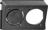 005500 Вставка для круглых разъемов XLR (серия D)