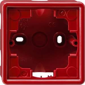 006143 Рамка для открытого монтажа одинарная