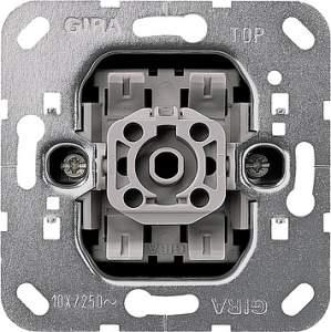 010700 Механизм перекрестного выключателя 1-клавишного