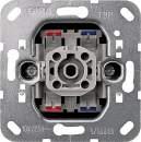 011200 Механизм  выключателя двухполюсный с лампой подсветки