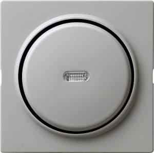 012042 Выключатель с самовозвратом с клавишей с подсветкой