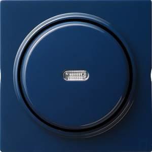 012046 Выключатель с самовозвратом с клавишей с подсветкой