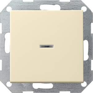 012201 Выключатель с клавишей 2-полюсный