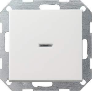 012203 Выключатель с клавишей 2-полюсный