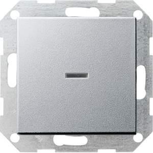 012226 Выключатель с клавишей 2-полюсный