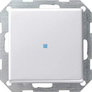 0124201 Выключатель с клавишей вертикальный с подсветкой