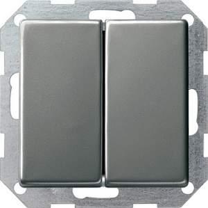 012820 Двойной выключатель с 4 выходами