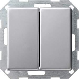 0128203 Двойной выключатель с 4 выходами