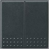 012867 Двойной выключатель с 4 выходами