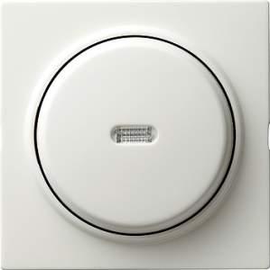 013640 Выключатель с клавишей с подсветкой