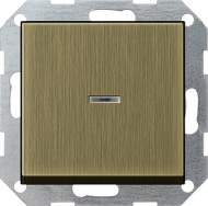 0136603 Выключатель с клавишей с подсветкой