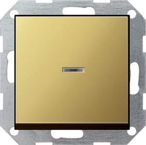 0136604 Выключатель с клавишей с подсветкой