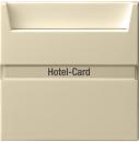 0140203 Карточный выключатель с полем для надписи