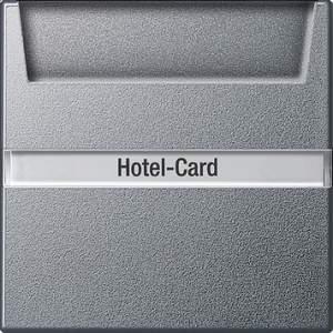014026 Карточный выключатель с полем для надписи
