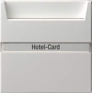 014027 Карточный выключатель с полем для надписи