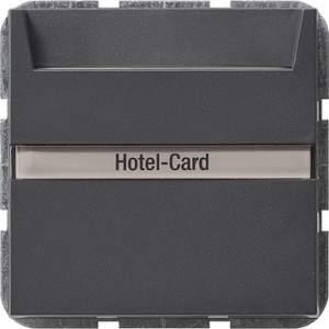 014028 Карточный выключатель с полем для надписи