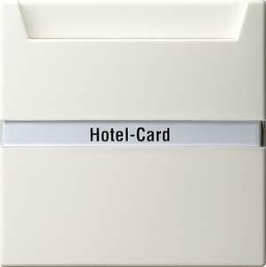 014040 Карточный выключатель с полем для надписи
