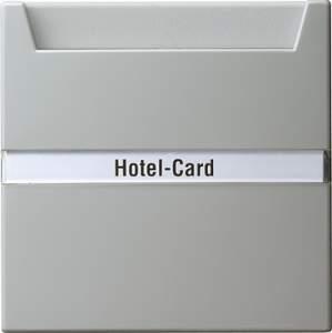 014042 Карточный выключатель с полем для надписи