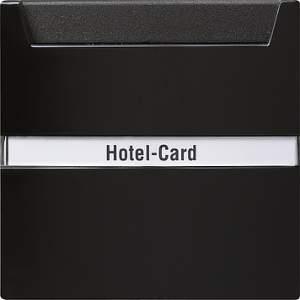 014047 Карточный выключатель с полем для надписи
