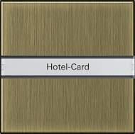 0140603 Карточный выключатель с полем для надписи
