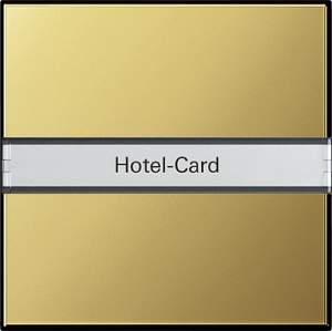 0140604 Карточный выключатель с полем для надписи