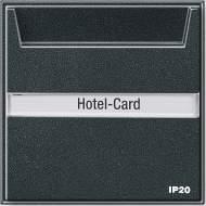 014067 Карточный выключатель с полем для надписи