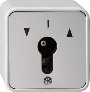 014430 Выключатель. задействуемый при помощи ключа 2 полюсный
