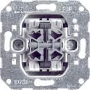 014700 Кнопочный выключатель двойной с 4 выходами