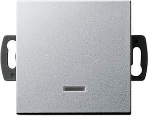 015326 Кнопочный выключатель для малого напряжения до 42 В с подсветкой