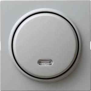 015342 Кнопочный выключатель для малого напряжения до 42 В с подсветкой