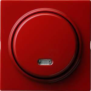 015343 Кнопочный выключатель для малого напряжения до 42 В с подсветкой